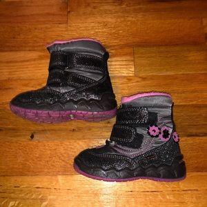 Primigi waterproof wool-lined warm snow boots